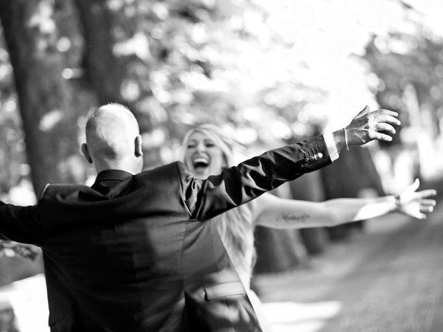 Il matrimonio di Alessandro e Dayana a Calvagese della Riviera, Brescia 67