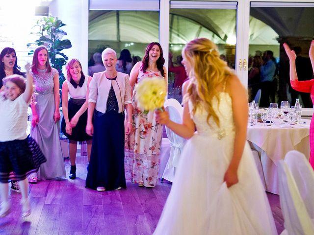 Il matrimonio di Alessandro e Dayana a Calvagese della Riviera, Brescia 89