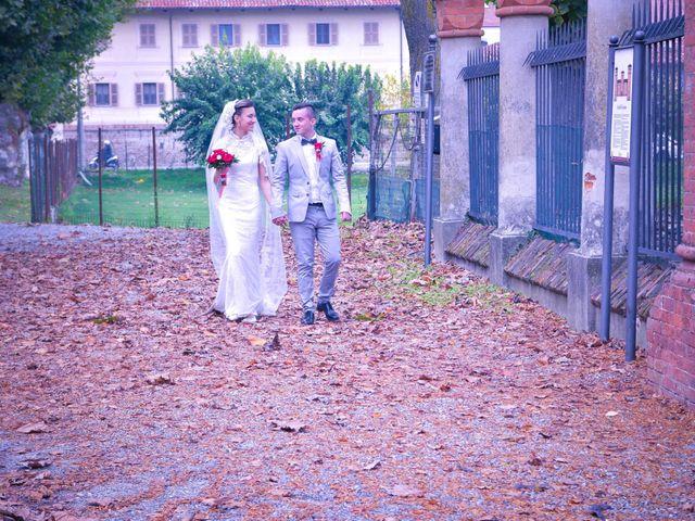 Il matrimonio di Michelle e Nicoleta a Dogliani, Cuneo 28