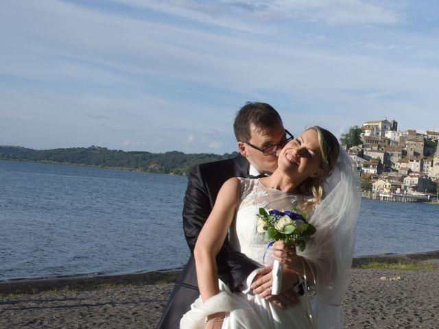 le nozze di Veronica e Claudio