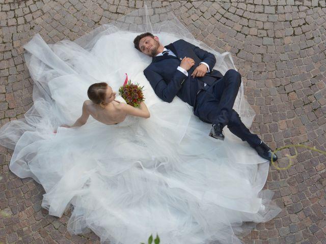le nozze di Stefania e Stefano