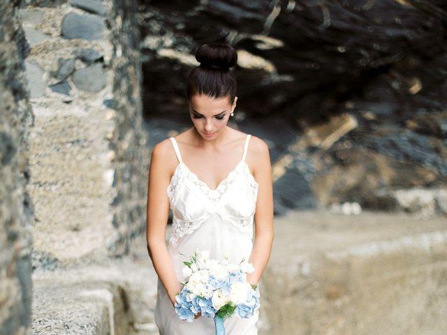 Il matrimonio di Irina e Claudio a Bogliasco, Genova 10