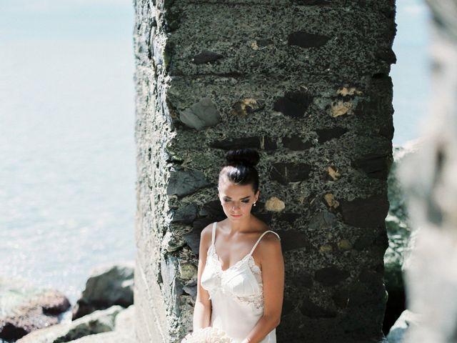 Il matrimonio di Irina e Claudio a Bogliasco, Genova 12