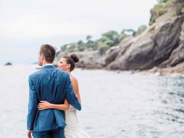 Il matrimonio di Irina e Claudio a Bogliasco, Genova 36