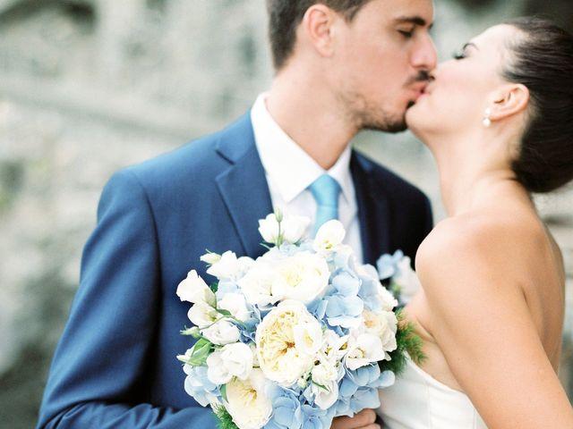 Il matrimonio di Irina e Claudio a Bogliasco, Genova 42