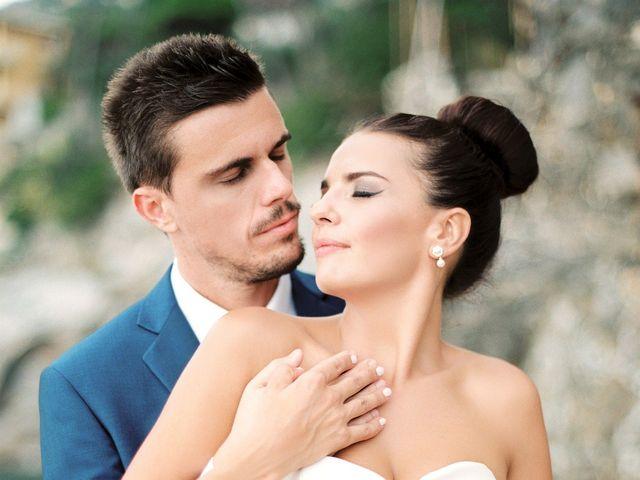 Il matrimonio di Irina e Claudio a Bogliasco, Genova 43