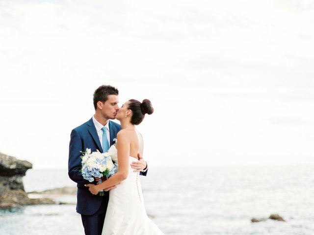 Il matrimonio di Irina e Claudio a Bogliasco, Genova 46