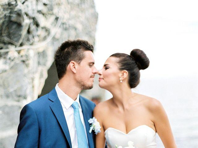 Il matrimonio di Irina e Claudio a Bogliasco, Genova 49