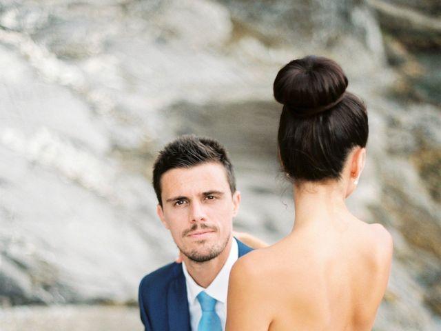 Il matrimonio di Irina e Claudio a Bogliasco, Genova 50