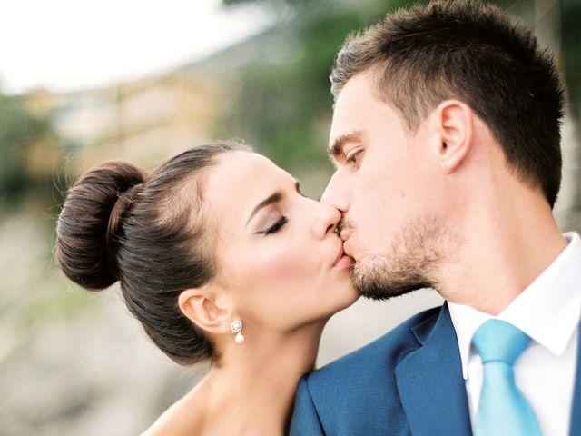 Il matrimonio di Irina e Claudio a Bogliasco, Genova 51
