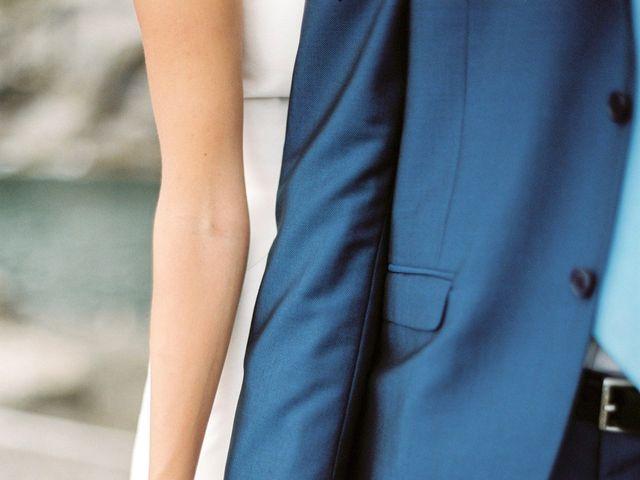 Il matrimonio di Irina e Claudio a Bogliasco, Genova 52