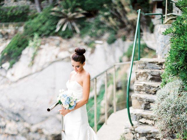 Il matrimonio di Irina e Claudio a Bogliasco, Genova 53