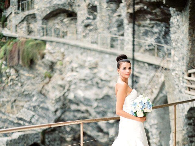 Il matrimonio di Irina e Claudio a Bogliasco, Genova 54