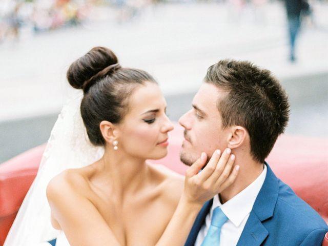 Il matrimonio di Irina e Claudio a Bogliasco, Genova 58