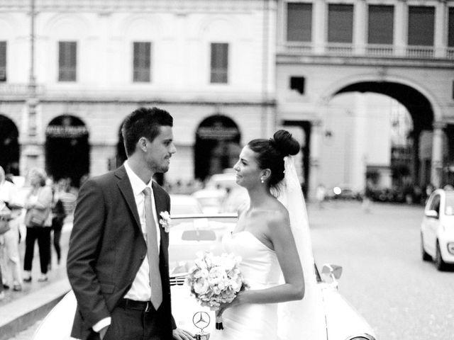 Il matrimonio di Irina e Claudio a Bogliasco, Genova 60