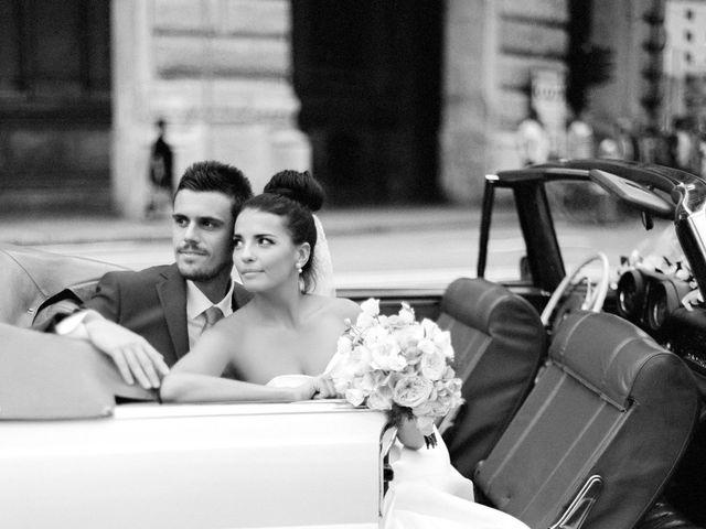 Il matrimonio di Irina e Claudio a Bogliasco, Genova 61