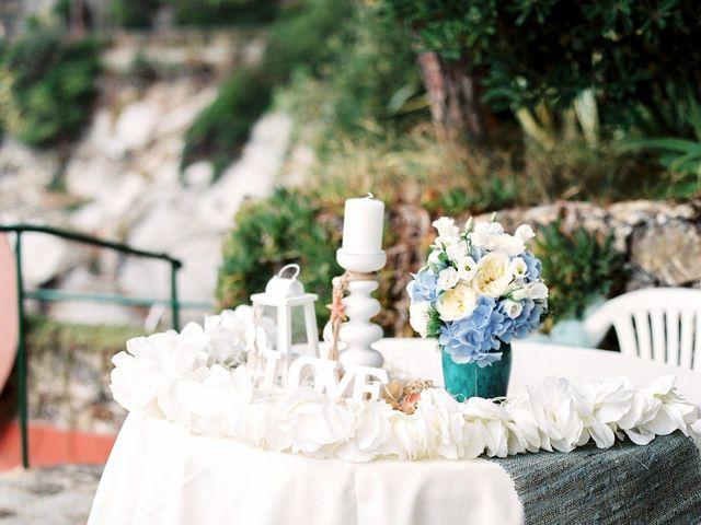 Il matrimonio di Irina e Claudio a Bogliasco, Genova 72