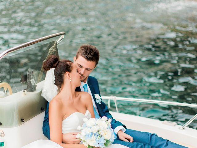 Il matrimonio di Irina e Claudio a Bogliasco, Genova 63