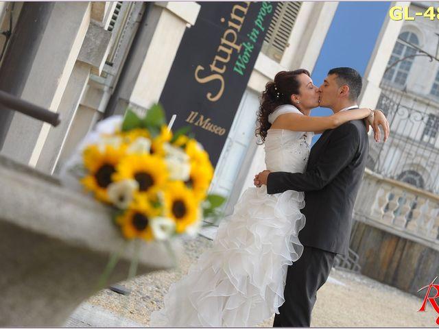 Il matrimonio di GIULIA e LUCA a Vinovo, Torino 1