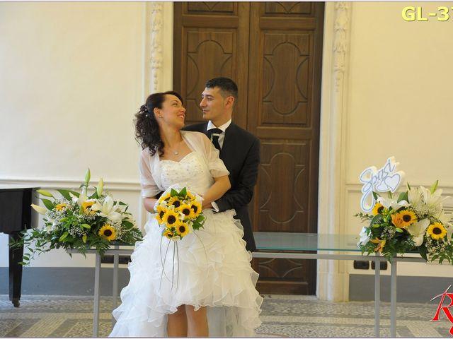 Il matrimonio di GIULIA e LUCA a Vinovo, Torino 4