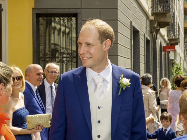 Il matrimonio di Marco e Carla a Milano, Milano 22