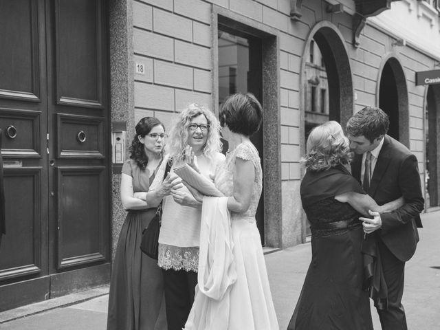 Il matrimonio di Marco e Carla a Milano, Milano 23