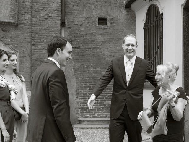 Il matrimonio di Marco e Carla a Milano, Milano 24