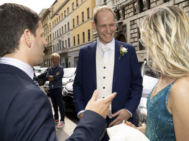 Il matrimonio di Marco e Carla a Milano, Milano 26