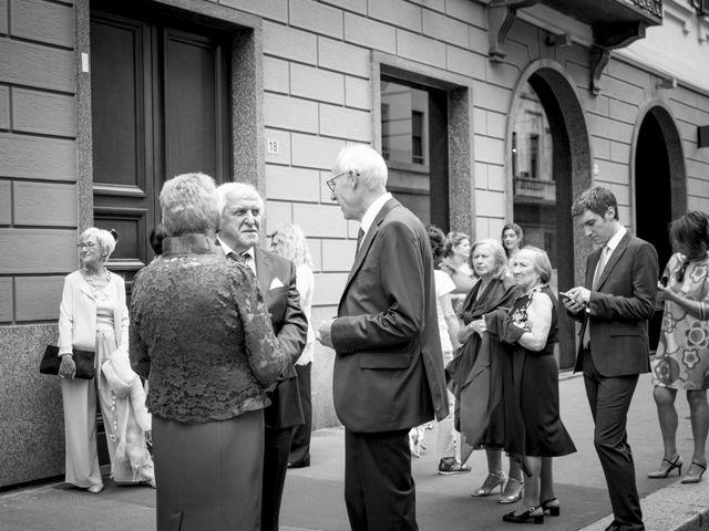 Il matrimonio di Marco e Carla a Milano, Milano 27