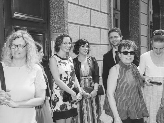 Il matrimonio di Marco e Carla a Milano, Milano 31