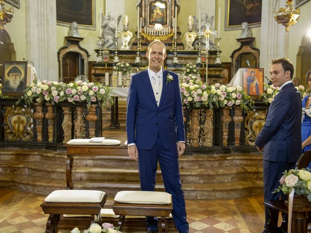 Il matrimonio di Marco e Carla a Milano, Milano 34