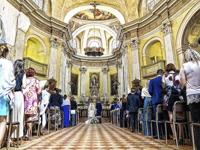 Il matrimonio di Marco e Carla a Milano, Milano 43