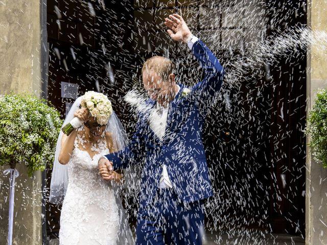 Il matrimonio di Marco e Carla a Milano, Milano 50