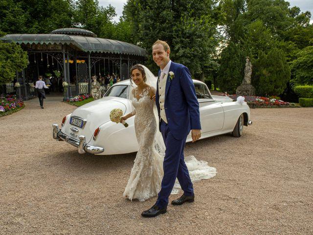 Il matrimonio di Marco e Carla a Milano, Milano 57