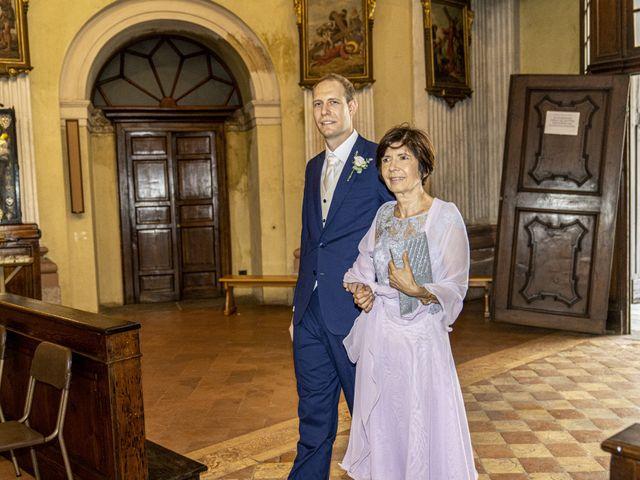 Il matrimonio di Marco e Carla a Milano, Milano 68