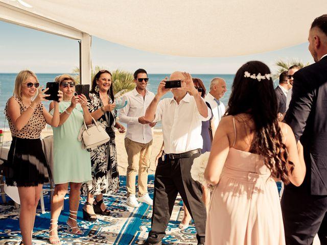 Il matrimonio di Giancarlo e Sepideh a Cavallino-Treporti, Venezia 21