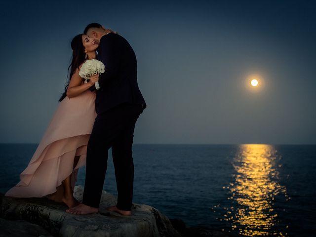 Le nozze di Sepideh e Giancarlo