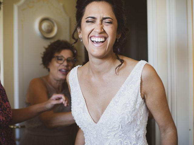 Il matrimonio di Michele e Ainelen a Mogliano, Macerata 9