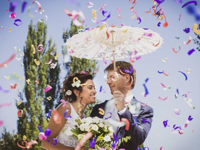 Il matrimonio di Michele e Ainelen a Mogliano, Macerata 11