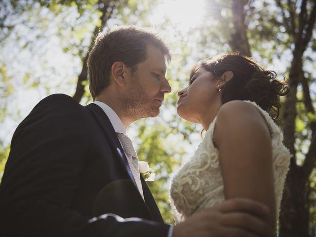 Il matrimonio di Michele e Ainelen a Mogliano, Macerata 16