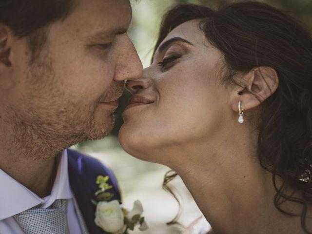 Il matrimonio di Michele e Ainelen a Mogliano, Macerata 17