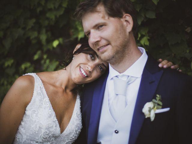 Il matrimonio di Michele e Ainelen a Mogliano, Macerata 19