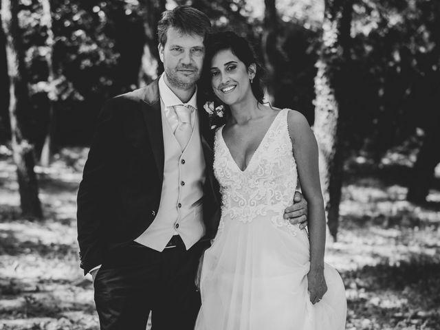 Il matrimonio di Michele e Ainelen a Mogliano, Macerata 20