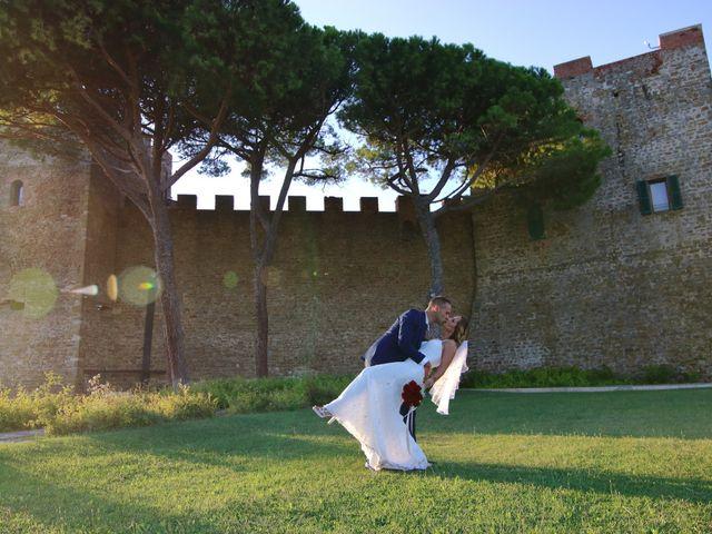 Il matrimonio di Liuba e Leonardo a Grosseto, Grosseto 37