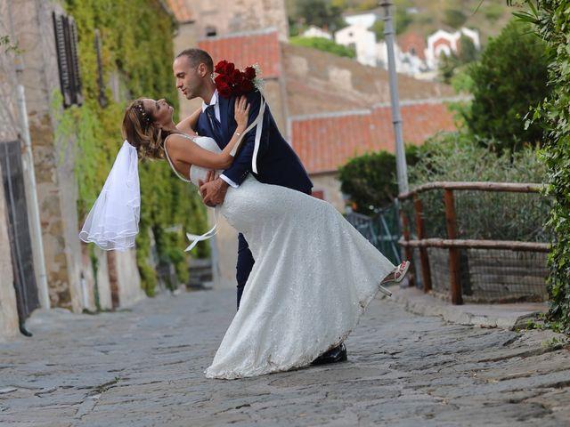 Il matrimonio di Liuba e Leonardo a Grosseto, Grosseto 41