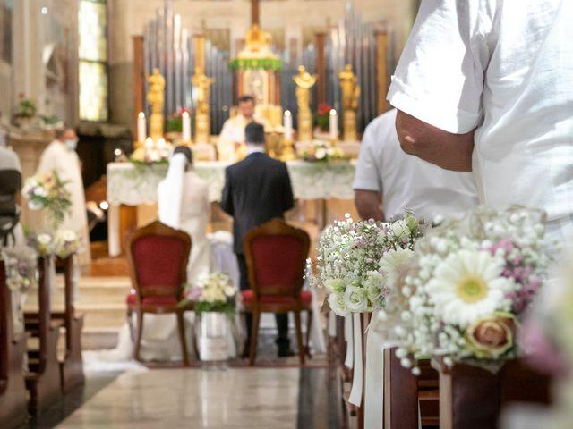 Il matrimonio di Michele e Chiara a Sommacampagna, Verona 28