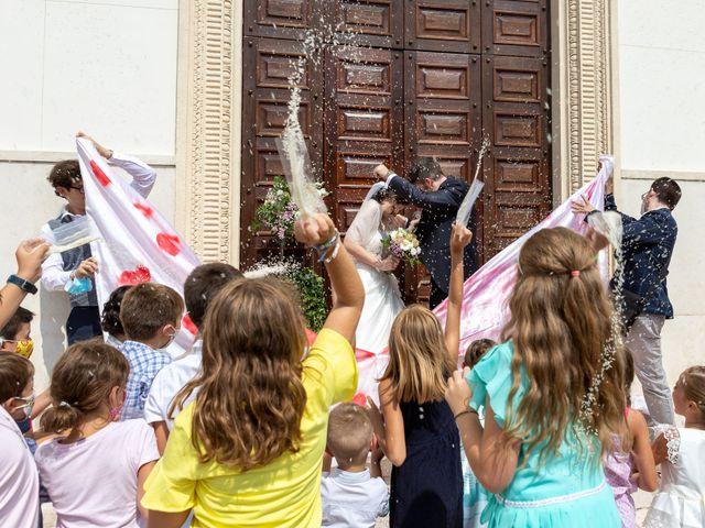 Il matrimonio di Michele e Chiara a Sommacampagna, Verona 29