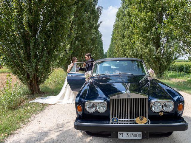 Il matrimonio di Michele e Chiara a Sommacampagna, Verona 30