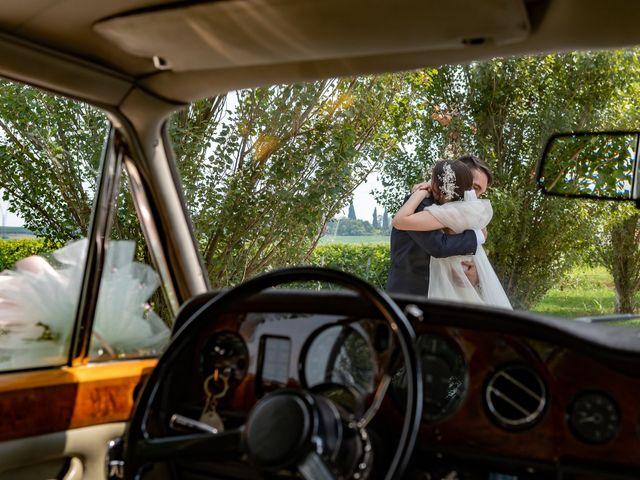 Il matrimonio di Michele e Chiara a Sommacampagna, Verona 31