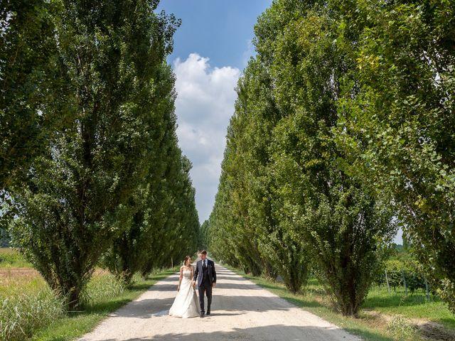 Il matrimonio di Michele e Chiara a Sommacampagna, Verona 32